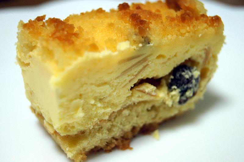 一口サイズのプレミアムチーズケーキ