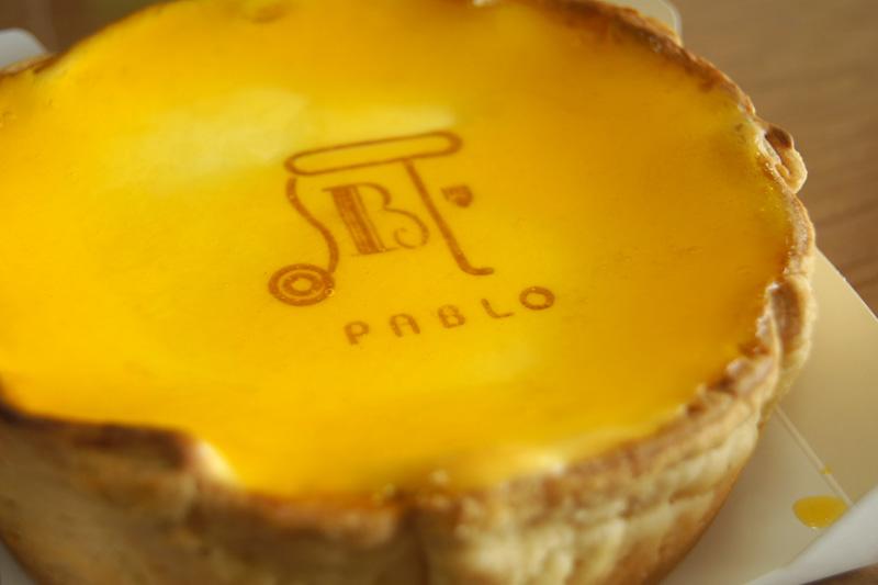 パブロの焼きたてチーズケーキ