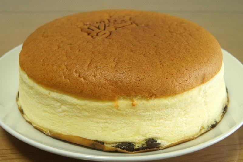 チーズケーキのワンホール