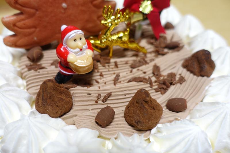 フロム蔵王のアイスケーキ