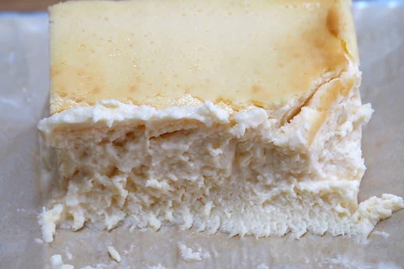 チーズケーキホリックのクリームチーズケーキ